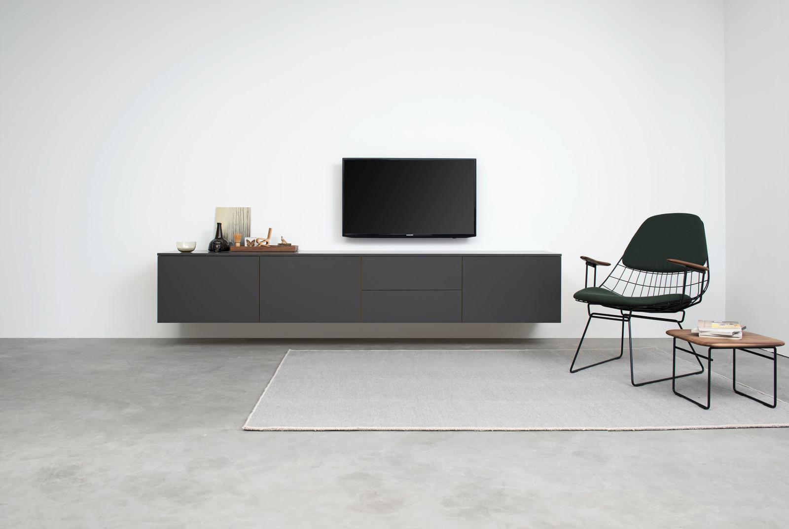 Design Tv Meubel Tweedehands.Pastoe Tv Meubel Meuble Gallery Collection