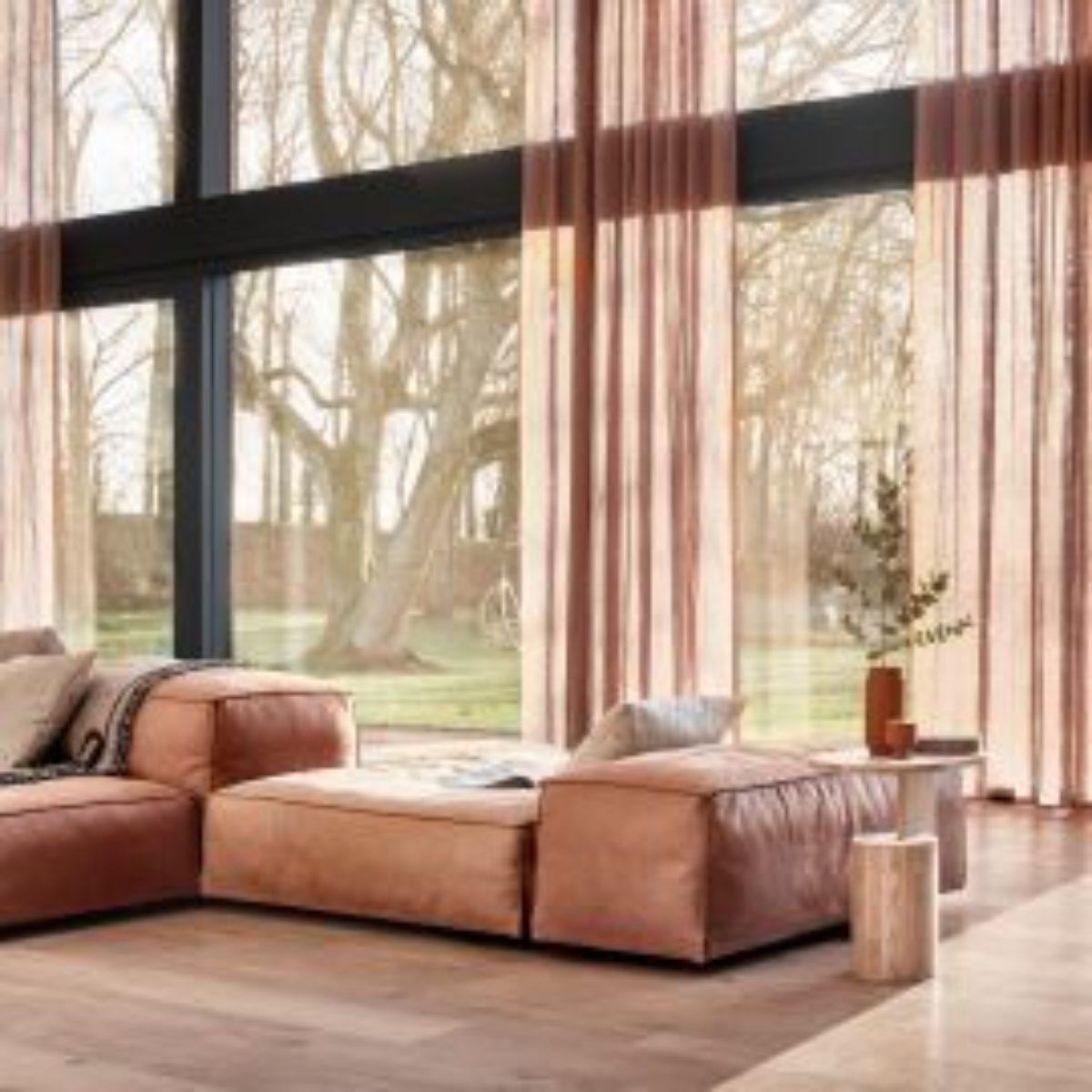 Ploeg gordijnen in between vitrage stoffen collectie configurable 0100760012 oak 12 detail4