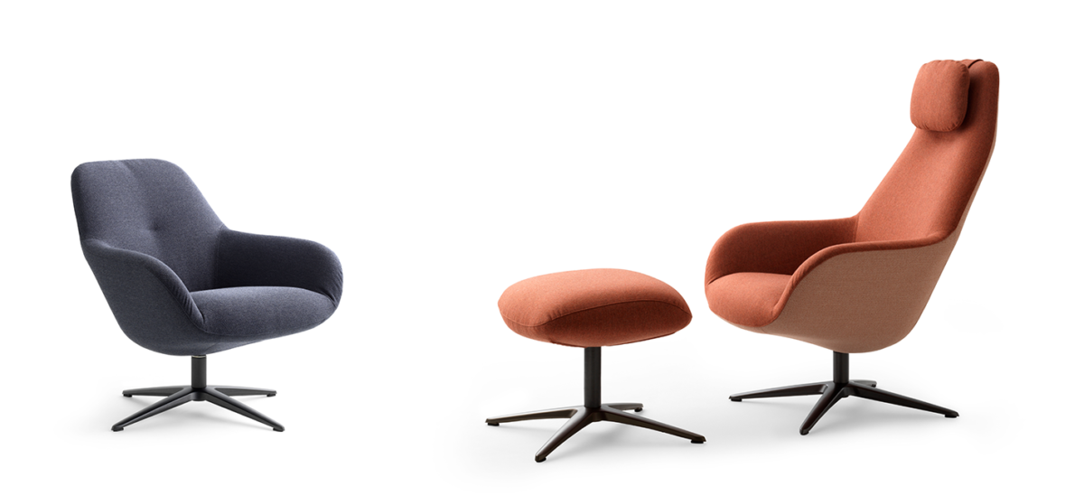 Pode relax fauteuil chairs spot collectie