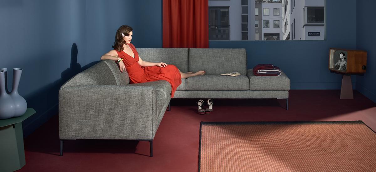 Pode sofa hoebanken relax fold collectie