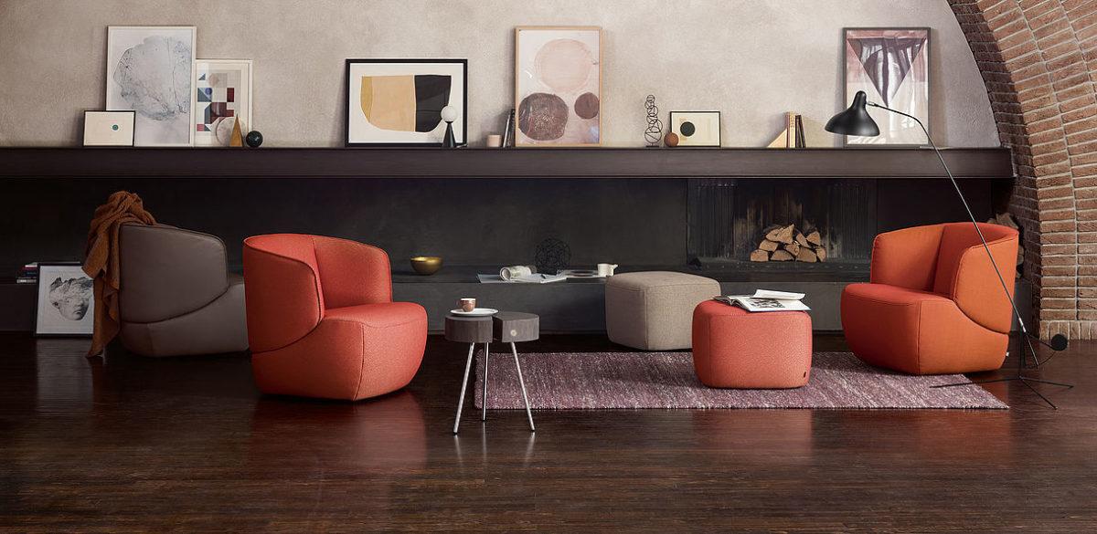 Rolf Benz chair relax fauteuil 384 01