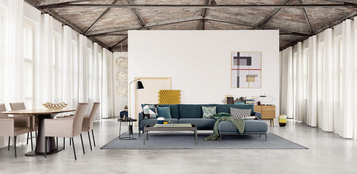 Rolf Benz sofa hoekbanken Cara 01