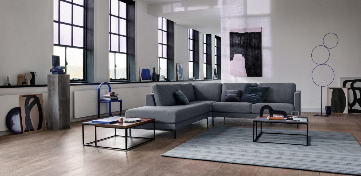 Rolf Benz sofa hoekbanken Ego 01