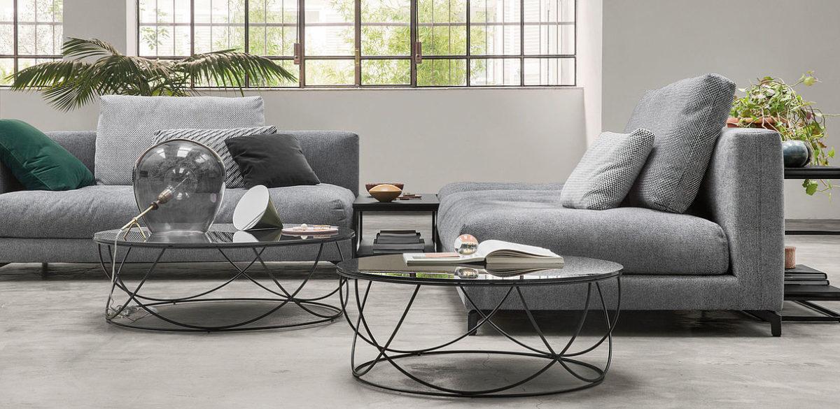 Rolf Benz sofa hoekbanken NUVOLA 02