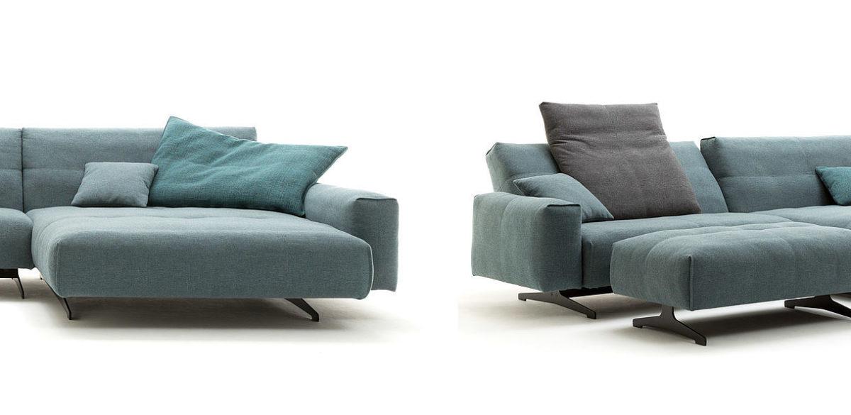 Rolf Benz sofa hoekbanken RB 50 01