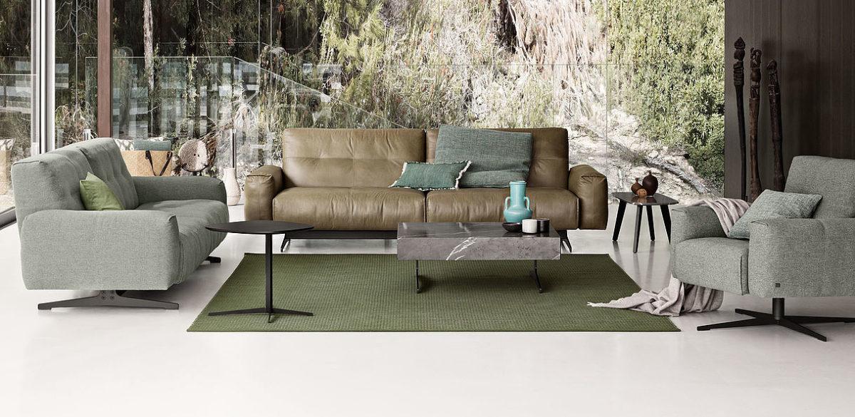 Rolf Benz sofa hoekbanken RB 50 02