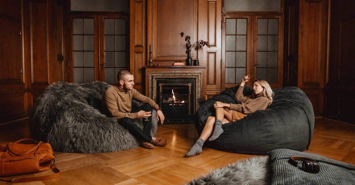 Vetsak volgens ons de comfortabelste zitzak van de wereld!