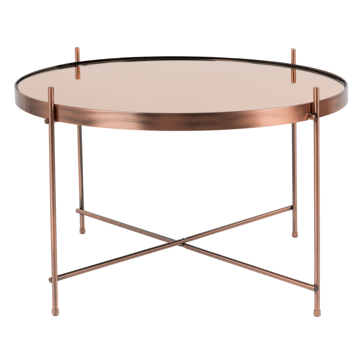 Zuiver salontafel Cupid Large Copper