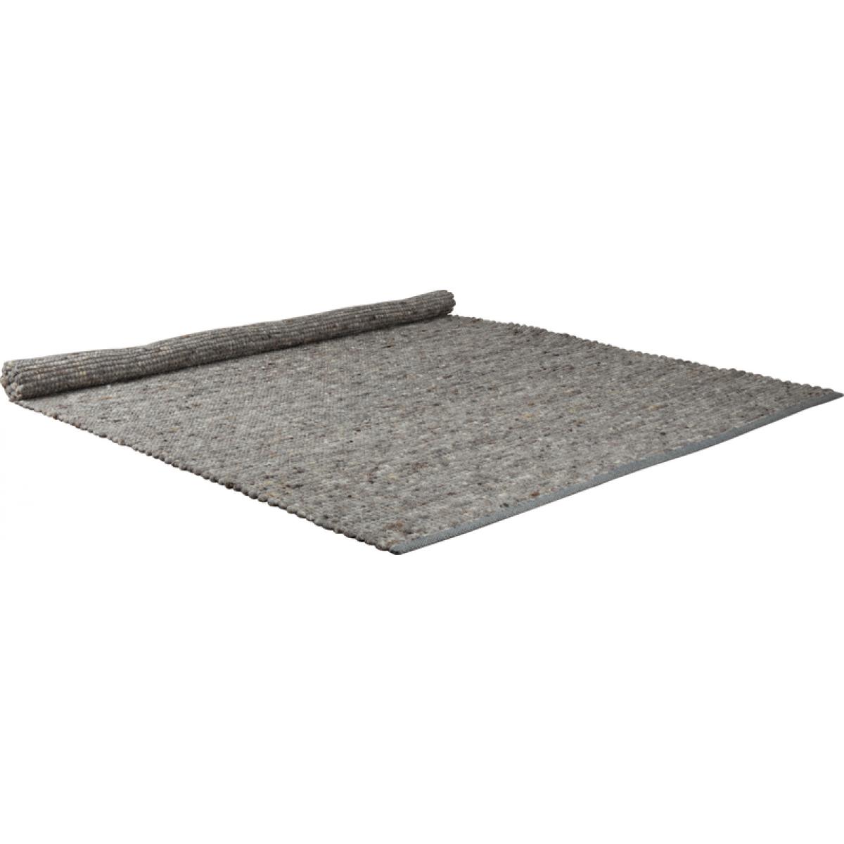 Zuiver vloerkleed Pure Light Grey 160x230 cm