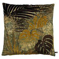 Claudi - Kussen Palm Island Copper - 50x50 cm.