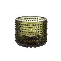 Iittala - Kastehelmi sfeerlicht 64mm. mosgroen - 1025662