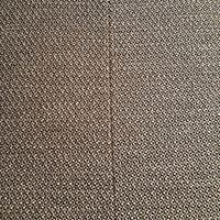 Bert Plantagie Brown - Tafel Fidan 2-delig 220x100x77 cm eiken dichte noest-charcoal olie-frame Kohl 100