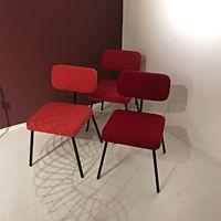 Studio Henk - Stoel Ode 3 stuks