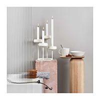 iittala - Nappula candelabra 251x263 mm. wit