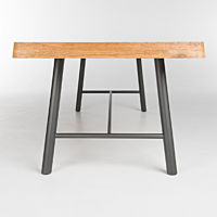 Bert Plantagie Brown - tafel Mount
