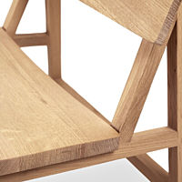 Ethnicraft - Lounge Chair N2