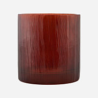 House Doctor - Tealight burgundy/brown EK0701