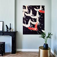 IXXI - Kimono with Cranes