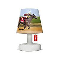 Fatboy cooper cappie horse race