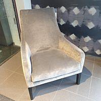 Miles fauteuil hoog stof Vizzini 96.