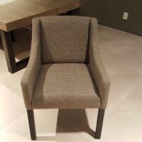 Ripa fauteuil stof Alba 115 - light brown.