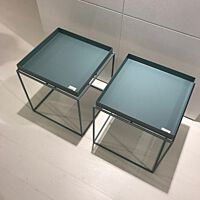 Tray table coffee M  40x40  Blue.
