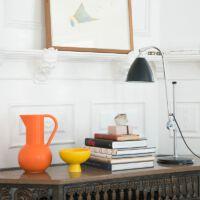 Raawii - Strom jug large - vibrant orange