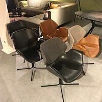 Zuiver - 5x Nikki armchair