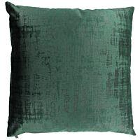 Claudi - Kussen Asha Dark Green - 45x45 cm.