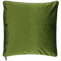 Claudi - Kussen Astrid Olive 23 + piping diamante gold - 40x60 cm.