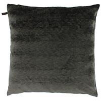 Claudi - Kussen Florio Dark Taupe - 45x45 cm.