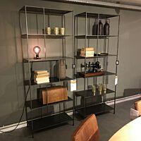 Bodilson - Bookcase Story 80x40x210 cm.
