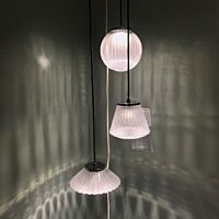 Zuiver - Pendant lamp Sparkle Clear