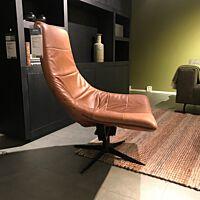 Bodilson - Turner fauteuil - Leder Scarpe kleur 10 Bruciato