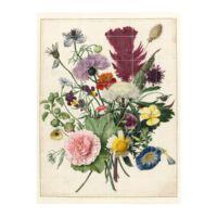 IXXI - Bouquet of Flowers - large 120x160