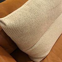 Hay - Mags Soft Wide zithoek leder Silk 0250 cognac.