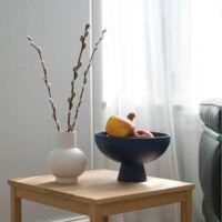 Raawii - Strom vase extra large - vaporous grey