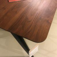 Bert Plantagie - Tafel Jazz noten noestig olie - 240x99,6x77 cm.