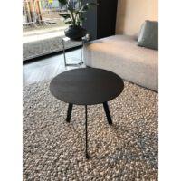 Studio Henk - Coffeetable New Co rond 50 - Blad eiken gerookt gebeitst (0002)