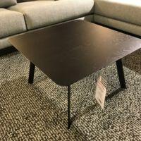 Studio Henk - Coffeetable New Co  Square - 70x70x41cm.- Oak black stain