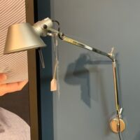 Artemide - Lamp Tolomeo mini Led wall A005600+A025150
