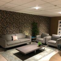 Leolux - Bank Brisa + 2 fauteuils