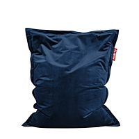 Fatboy - Original slim velvet dark blue