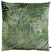 Claudi - Kussen Palm Island Olive - 50x50 cm.