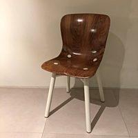 Wendela chair colour white.
