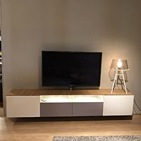 TV-meubel BV SD 243 (+P).