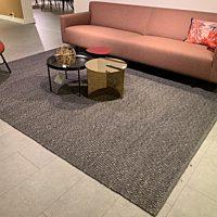 Perletta - Karpet Labyrinth black/dark grey 240x290 cm