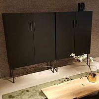 Bert Plantagie Brown - Kast Ceder 120x45x167,5 cm
