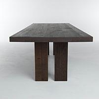 Bert Plantagie Brown -Tafel Fern