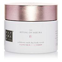 RITUALS -  Sakura body scrub